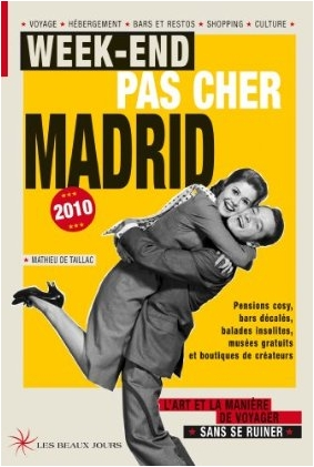 'Week-end Pas Cher Madrid' sur Amazon